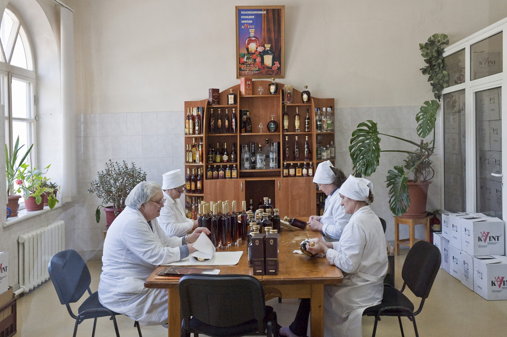 Brandy Tour in Transnistria