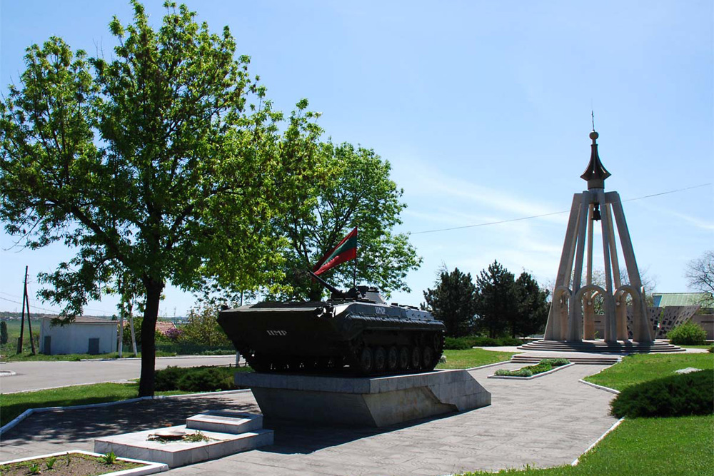 Classic Tour in Transnistria - Swedish heritage, fortress of Bender in Transnistria.
