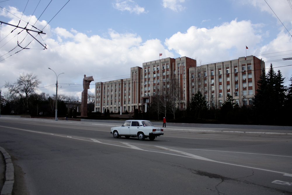 Soviet Tour in Transnistria - visit our little soviet union in Transnistria.
